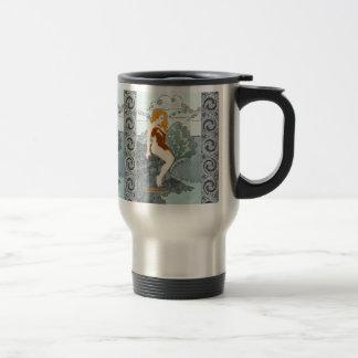 Tazas célticas, el diseño de Selkie