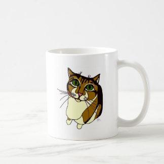 Tazas chillonas del gato