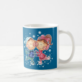 Tazas conocidas del regalo del navidad de la