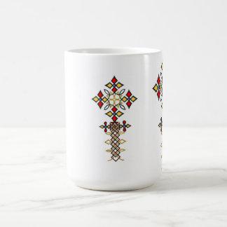 Tazas cruzadas etíopes