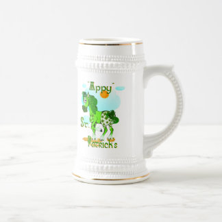 "Tazas de ""Appy"" St Patrick"