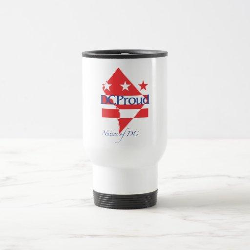 Tazas de café de DCProud