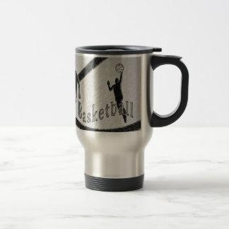 Tazas de café del acero inoxidable de la taza del