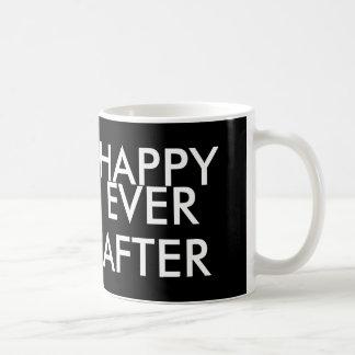 Tazas de café del compromiso del boda