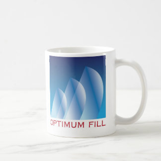Tazas de café del terraplén de Tri-Sail_Optimum