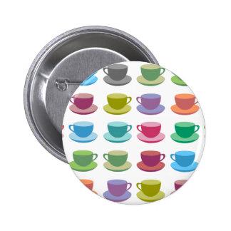 Tazas de café pin