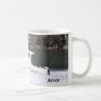 Tazas de consumición de la taza de café de los