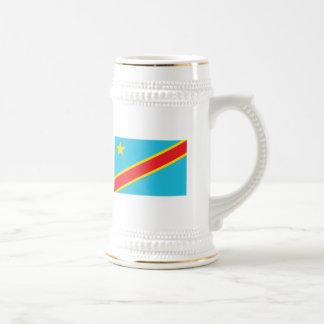 Tazas de la bandera de Congo 2006) (
