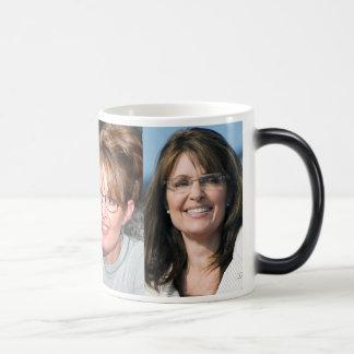 Tazas de la foto de Sarah Palin