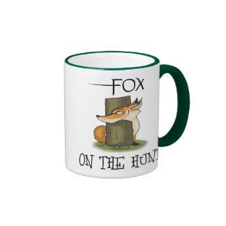 Tazas de la imagen del Fox