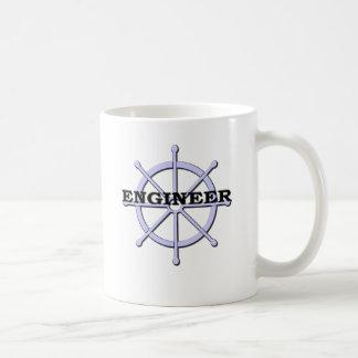 Tazas de la rueda de la nave del ingeniero