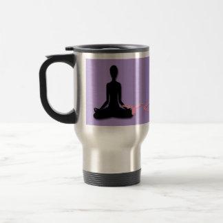 Tazas de la yoga de la aptitud