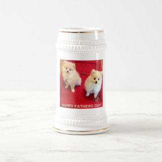 Tazas de Pomeranian