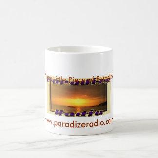 Tazas de radio de Paradize