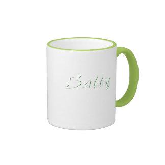 Tazas de Sally