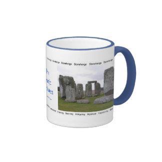Tazas de Stonehenge Customizeable