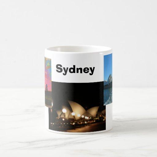 Tazas de Sydney, Australia