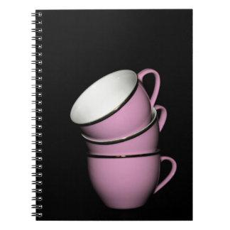 Tazas de té notebook