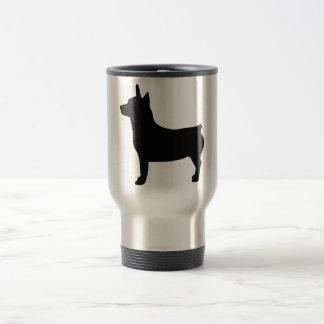 Tazas de Teddy Roosevelt Terrier