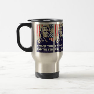Tazas de Thomas Jefferson