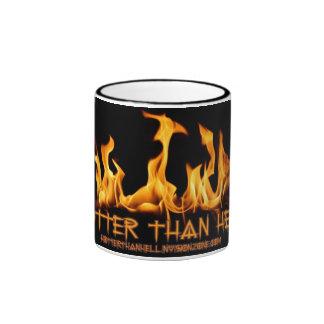 Tazas del café y del té de HotterThanHell