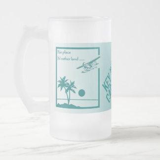 Tazas del cargo de Key West