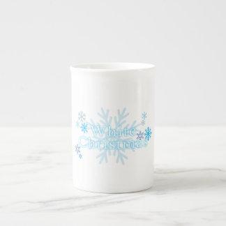 Tazas del cojín de ratón del imán del navidad taza de china