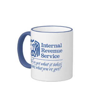 Tazas del IRS