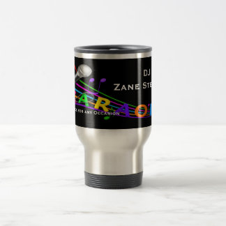 Tazas del Karaoke de DJ