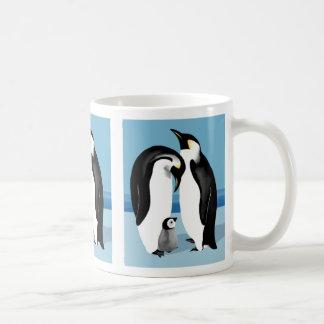 Tazas del pingüino