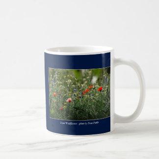 Tazas del Wildflower de Israel