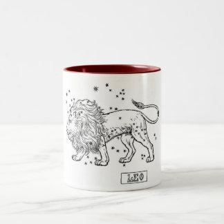 tazas del zodiaco