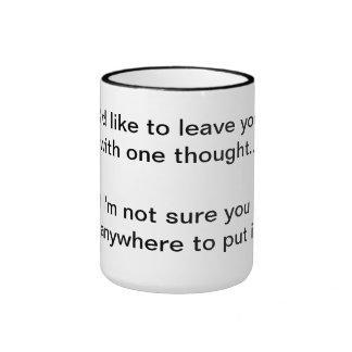 tazas estúpidas
