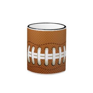 tazas frescas del fútbol