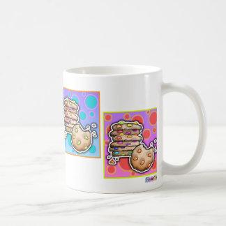 Tazas - galletas del arte pop