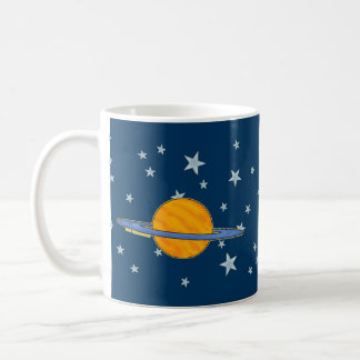 Tazas lindas de Saturn