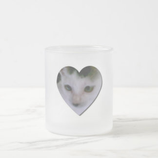 Tazas lindas del gatito de Patty