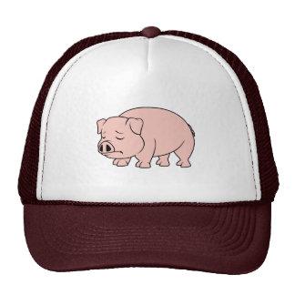 Tazas nacionales gritadoras del día del cerdo del gorros bordados