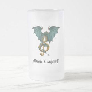 Tazas oficiales del grog de Dragon® de la música