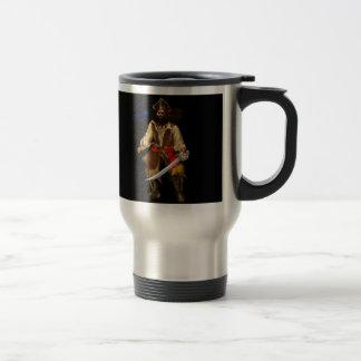 Tazas Pirata-Grandes y malas