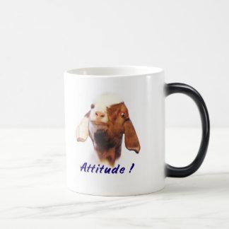 Tazas y cabra Drinkware de la cabra