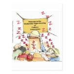 Tazas y regalos divertidos anónimos de las camiset tarjeta postal
