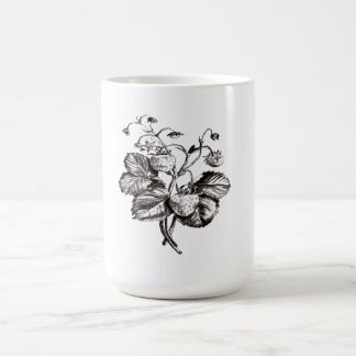 Tazas y tazas de la flor