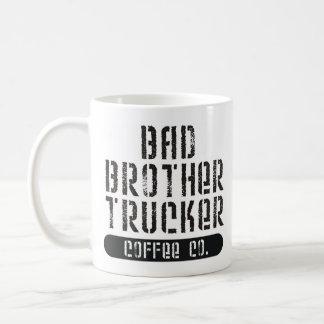 Tazas zurdas del camionero