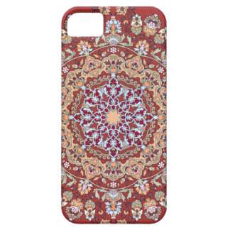 Tazhib of the Persian art with red bottom sends it iPhone 5 Cases