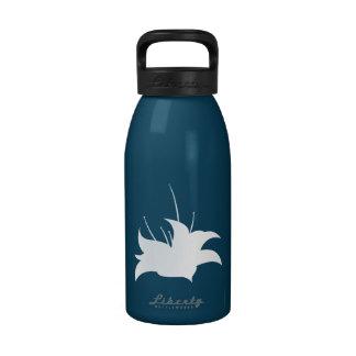 Tazmaa's Studio Logo Silhouette Water Bottle