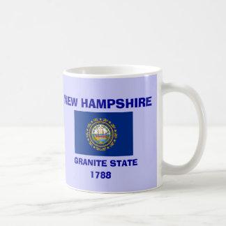 Tazza de New Hampshire * New Hampshire de la taza
