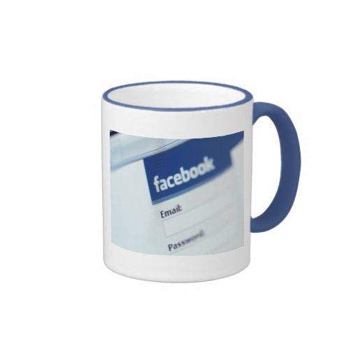 Tazza Facebook Tazas