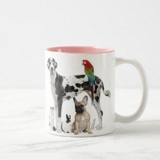 Tazza Pet Friends Mug