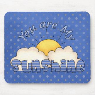 TB Award You are my Sunshine Fun Mouse pad
